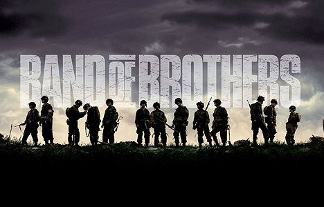 i write about love and such… » BAND OF BROTHERS