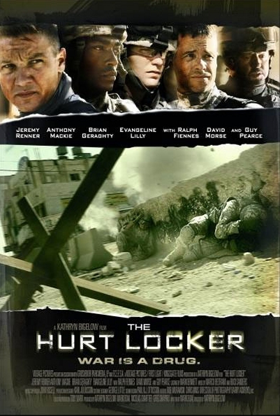 W Pułapce Wojny / The Hurt Locker (2008) DVDRip.XviD / Lektor PL