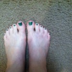 green-toes