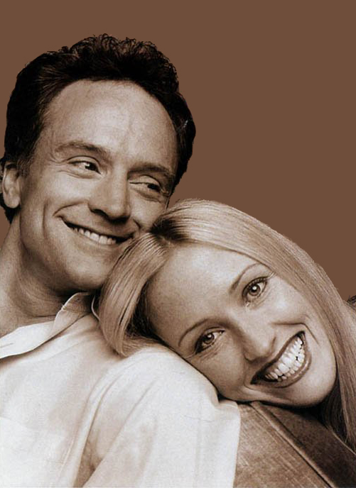 The West Wing's Josh and Donna