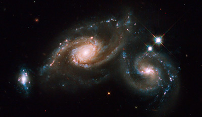 Monday Movie - Hubble in Imax - i write about love and such