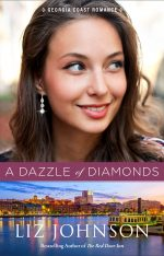 A Dazzle of Diamonds by author Liz Johnson