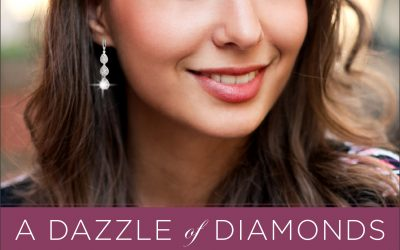 A Dazzle of Diamonds by author Liz Johnson